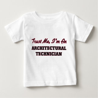 Trust me I'm an Architectural Technician Tshirts