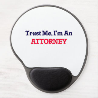 Trust me, I'm an Attorney Gel Mouse Pad
