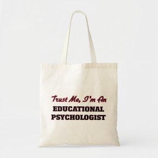 Trust me I'm an Educational Psychologist