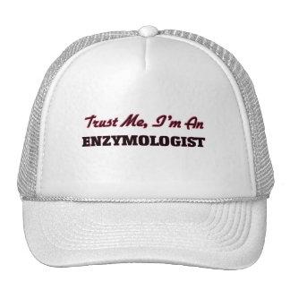 Trust me I'm an Enzymologist Trucker Hat