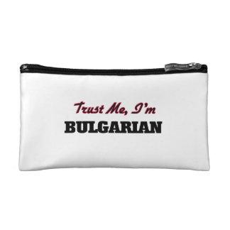 Trust me I'm Bulgarian Cosmetics Bags
