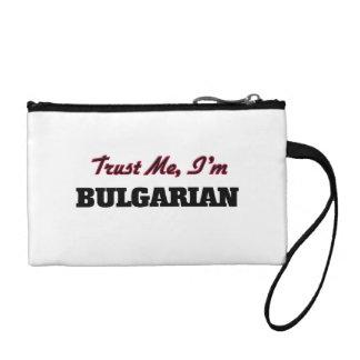 Trust me I'm Bulgarian Change Purses