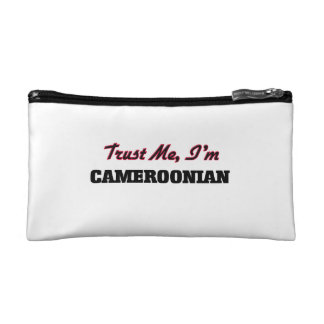 Trust me I'm Cameroonian Cosmetic Bags