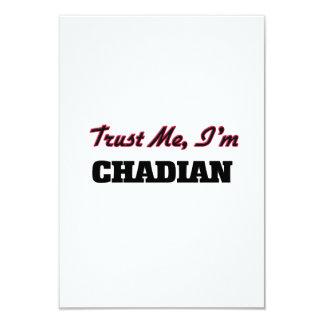 Trust me I'm Chadian Invites