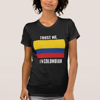 Trust Me I'm Colombian T-Shirt