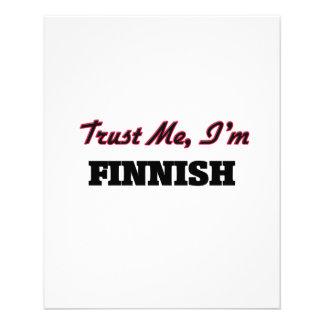 Trust me I'm Finnish Flyers