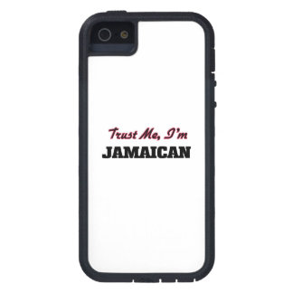Trust me I'm Jamaican iPhone 5 Case