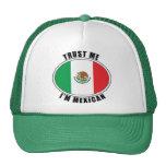 Trust Me I'm Mexican Cap
