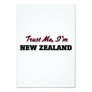 Trust me I'm New Zealand Custom Announcement
