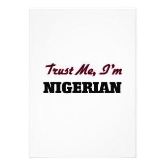 Trust me I'm Nigerian Invite