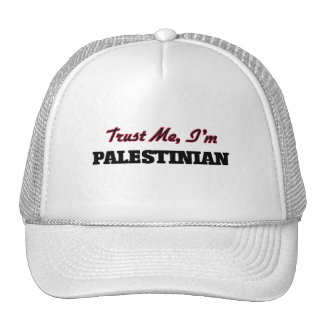 Trust me I'm Palestinian Cap