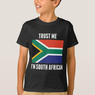 Trust Me I'm South African T-shirts