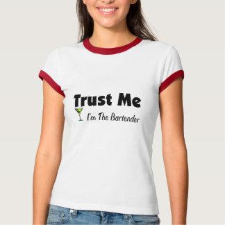 Trust Me I'm The Bartender T-Shirt