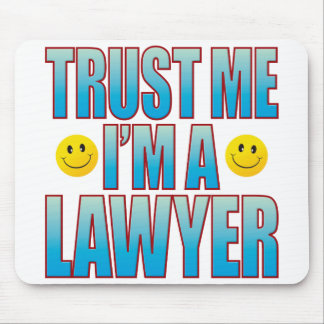 Trust Me Lawyer Life B Mouse Mat