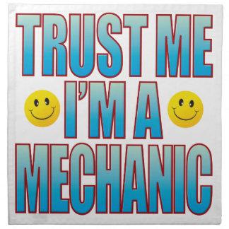 Trust Me Mechanic Life B Napkin