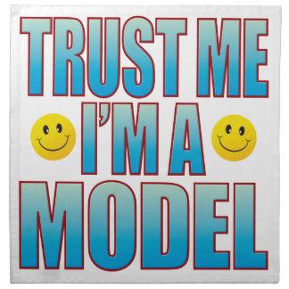 Trust Me Model Life B Napkins