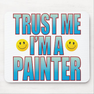 Trust Me Painter Life B Mouse Mat