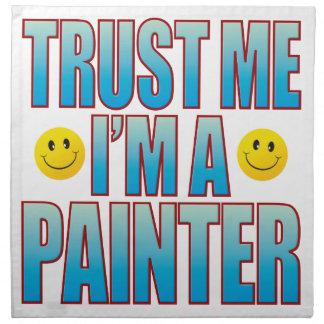 Trust Me Painter Life B Napkin