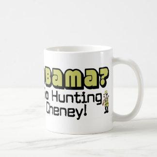 Trust Obama? Basic White Mug