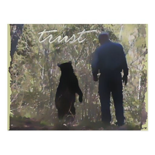 Trust Postcard - Denise Beverly