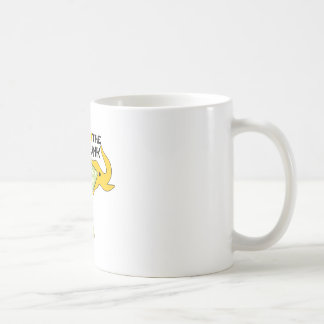Trust The Trunk Basic White Mug