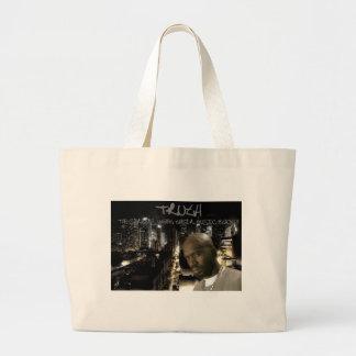 Truth Album cover Jumbo Tote Bag