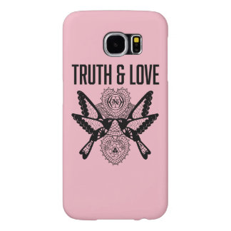 TRUTH AND LOVE ENDURE SAMSUNG GALAXY S6 CASES