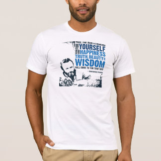 Truth, Beauty and Wisdom T-Shirt