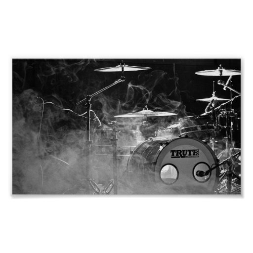 Truth Custom Drums Are Massive Poster