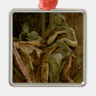 Truth from monument to Alexander VII in north Christmas Ornament