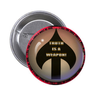 TRUTH is a WEAPON Button
