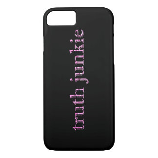 truth junkie iPhone 7 case