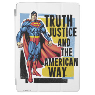 Truth, Justice iPad Air Cover