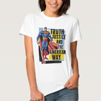 Truth, Justice T Shirt