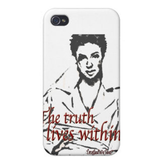 Truth Lives iPhone 4 Case