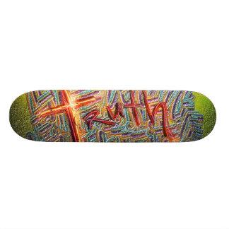 truth skateboard deck
