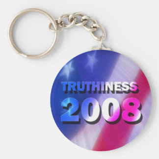 TRUTHINESS 2008 KEY RING