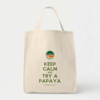 Try a Papaya! Tote Bag