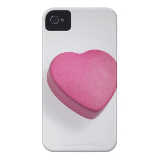 Try again heart candy iPhone 4 Case-Mate case