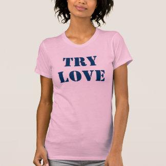 TRY LOVE tee