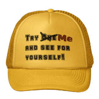 Try Me Mesh Hats
