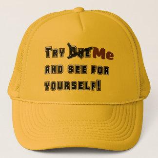 Try Me Trucker Hat