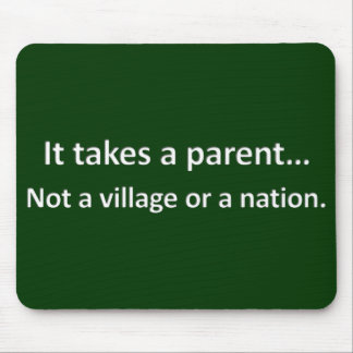 Try Parenting 1 Mouse Pad
