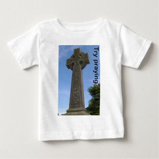 Try Praying Christian shirt