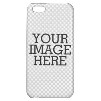 Try Your Image Here One Easy Step Custom Creation iPhone 5C Cover