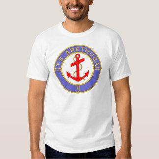 TS Arethusa badge T Shirt