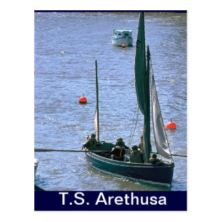 Ts arethusa postcards for Ts arethusa pictures