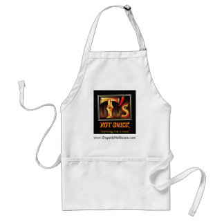 T's Hot Sauce gear Standard Apron