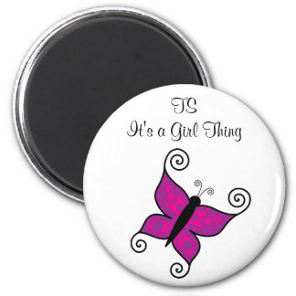 TS- It's a Girl Thing Magnet