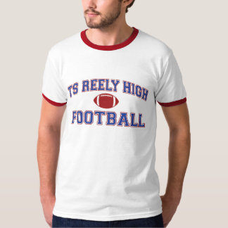 TS Reely High FOOTBALL Color T-Shirt